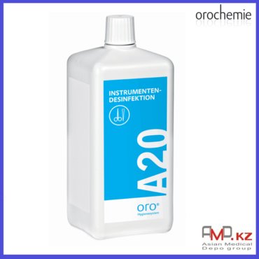 A 20 – дезинфекция инструментов, orochemie (Германия)